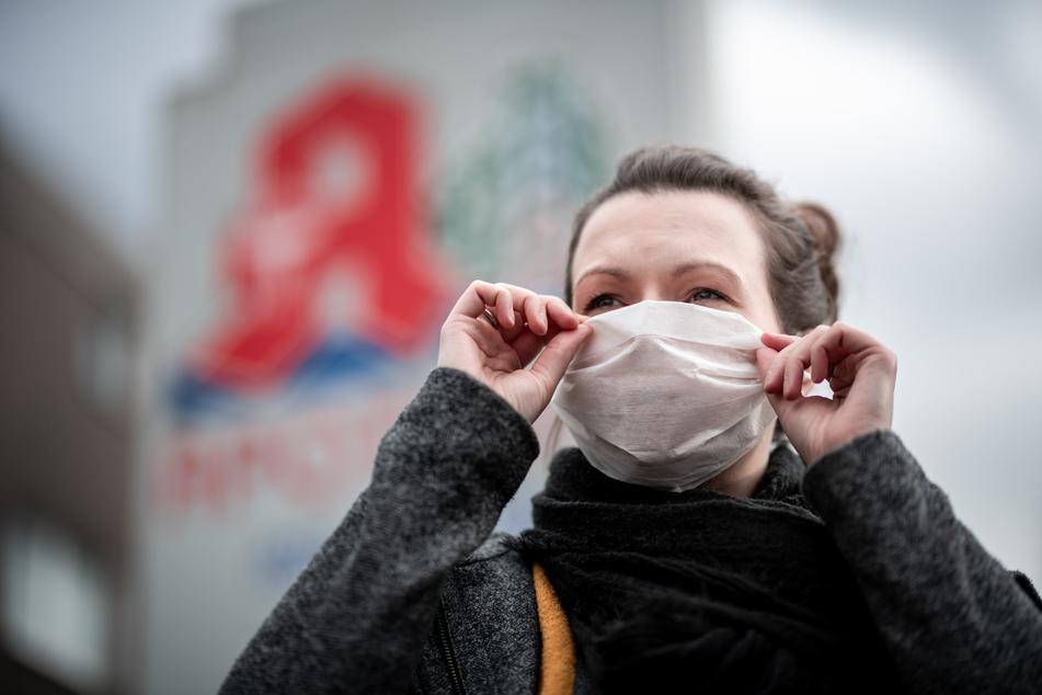 Deutsche Stadt will seine Bürger zu Mundschutz verpflichten