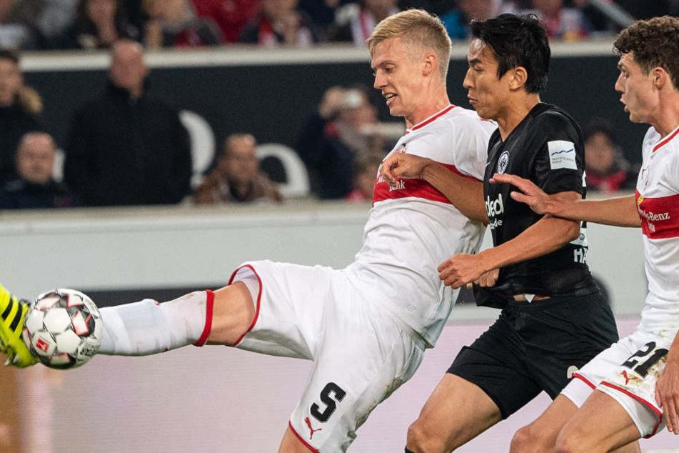 Der VfB will im Auswärtsspiel bei Bayer Leverkusen den nächsten Schritt machen. (Symbolbild)