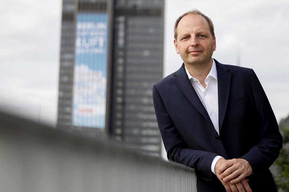 Der CDU-Politiker Thomas Heilmann sorgte mit seiner Antwort für Aufsehen.
