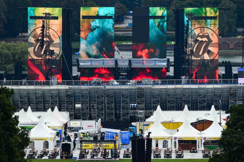 """Rund eineinhalb Jahre nach dem Rolling-Stones-Konzert im Hamburger Stadtpark, das die """"Freikarten-Affäre"""" auslöste, gehen die Ermittlungen wegen Bestechlichkeit gegen das Hamburger Bezirksamt Nord zu anderen Veranstaltungen weiter."""