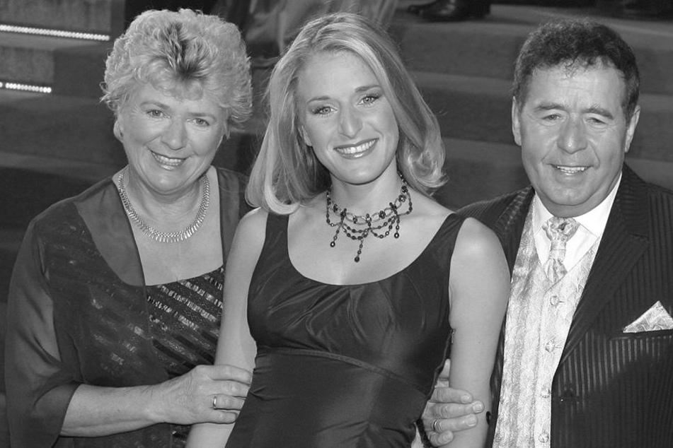 Schwerer Schicksalsschlag für Stefanie Hertel: Mutter Elisabeth ist tot