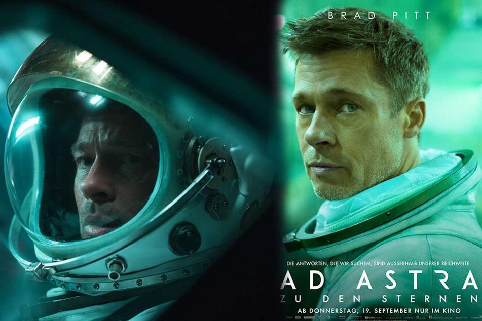 """Brad Pitt zeigt in """"Ad Astra"""" eine überragende Leistung."""