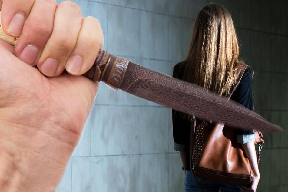 Der Jugendliche soll mehrfach auf seine Ex-Freundin eingestochen haben (Symbolbild).