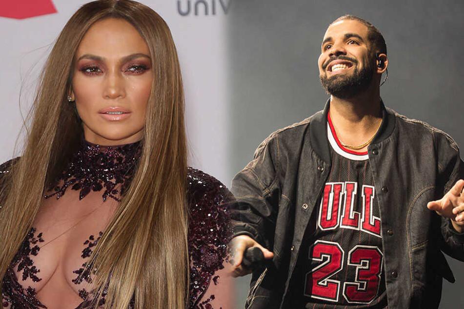 Sind JLo und Drake das neue Traumpaar?