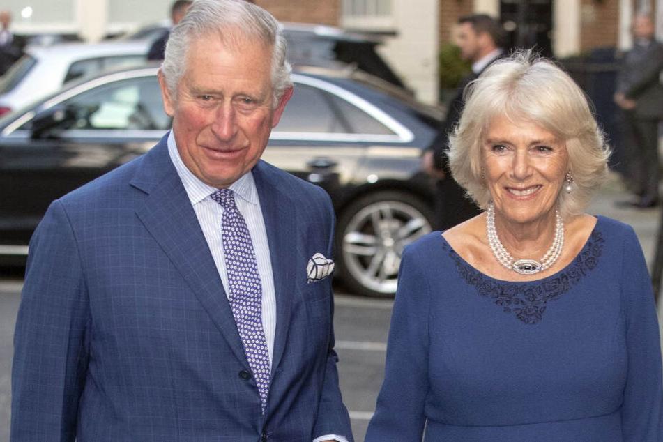 Prinz Charles und seine Frau Camilla werden Anfang Mai in Berlin, Leipzig und München zu Gast sein.
