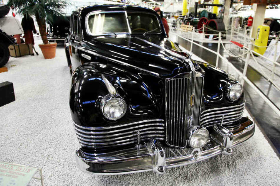 Josef Stalins 2,5 Millionen Euro teure Limousine gestohlen!