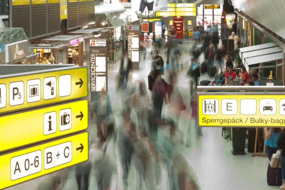 Erste Reiswewelle gemeistert: An Berliner Flughäfen läuft es wie am Schnürchen