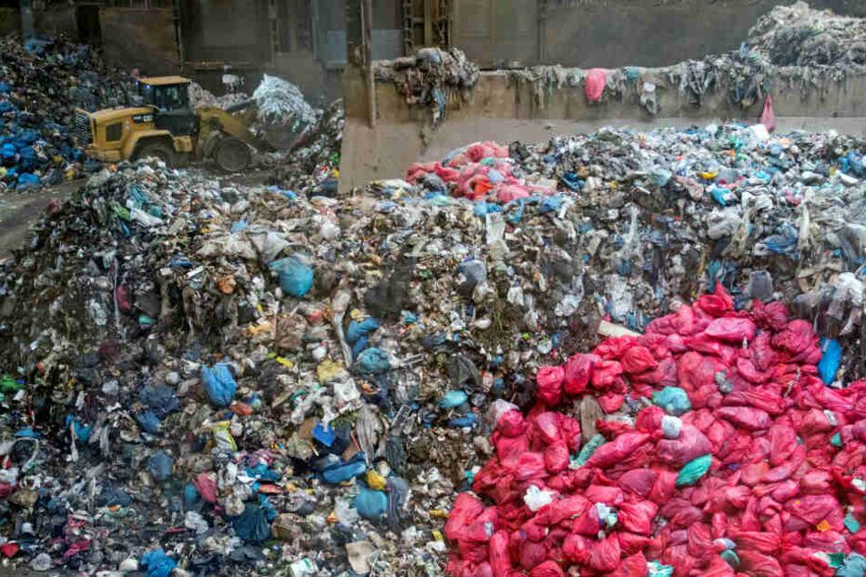 Chemnitz: Darum droht Chemnitz eine Müllpreis-Erhöhung