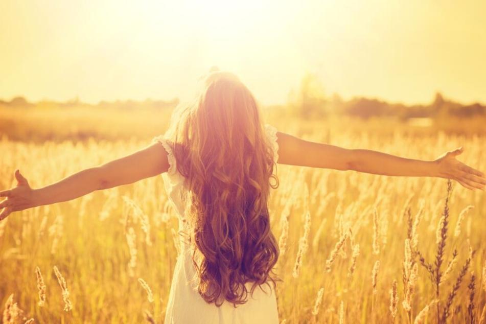 Am Wochenende gilt es die Sonne zu genießen. (Symbolbild)