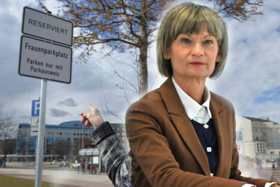 Ärger um Chemnitzer Frauenparkplätze: OB Ludwig platzt der Kragen