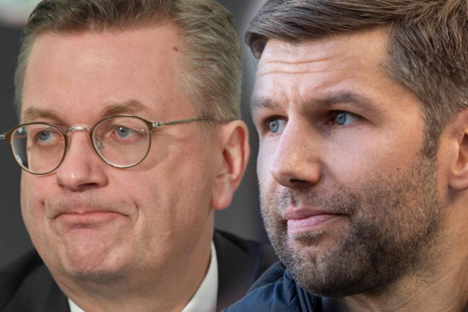 Hitzlsperger als Nachfolger von Ex-DFB-Präsident Grindel?