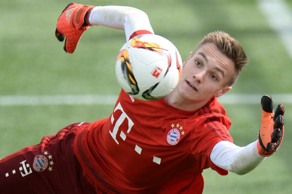 Steht Youngster Christian Früchtl gegen RB Leipzig im Berliner Olympiastadion auf dem Rasen?