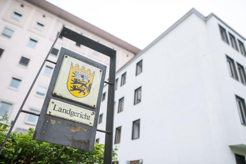 Vor dem Landgericht Heilbronn wird das Urteil erwartet.