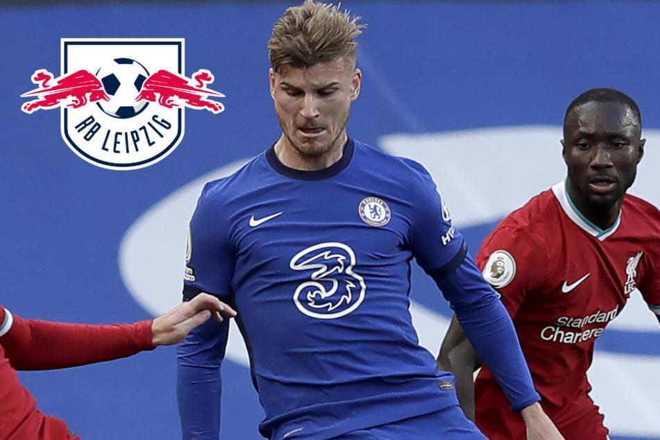 Nach Niederlage mit Chelsea: Werner verteilt Seitenhieb an Ex-Klub RB Leipzig