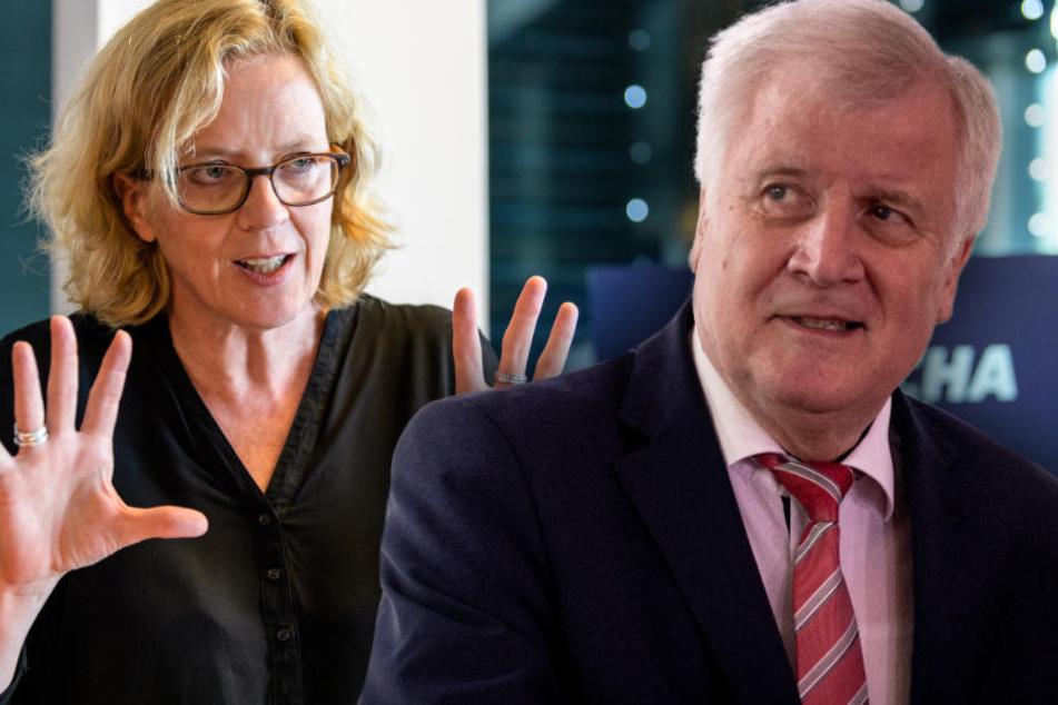 Aussage zur Migration: Natascha Kohnen fordert Rücktritt von Seehofer