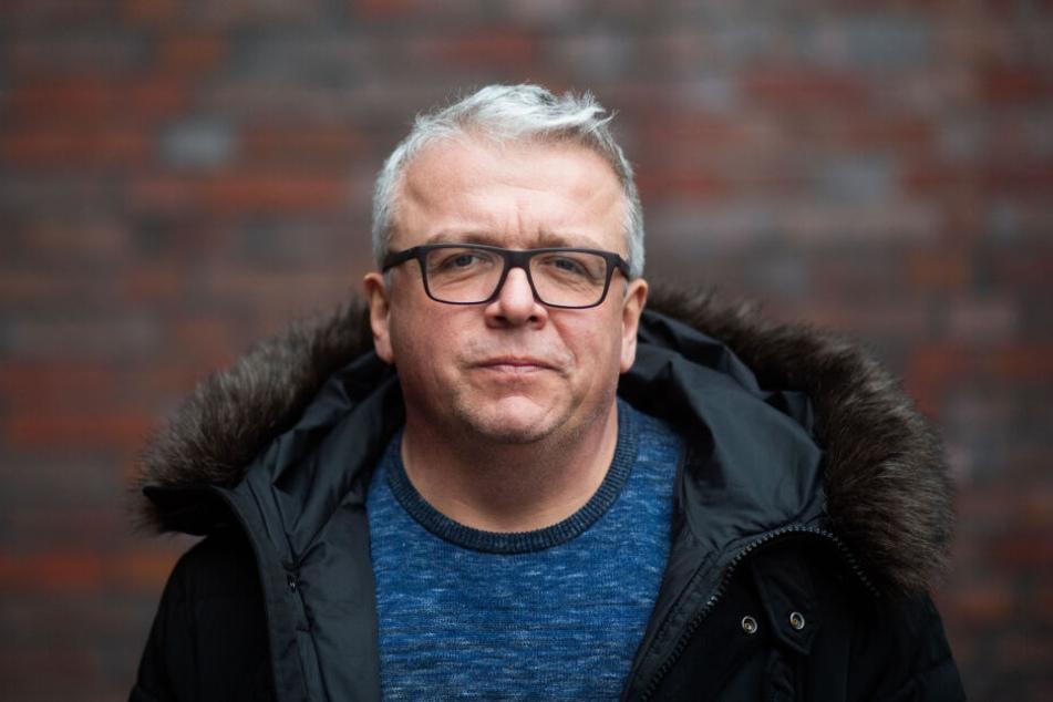 Arnd Focke (SPD), zurückgetretener Bürgermeister der Gemeinde Estorf.