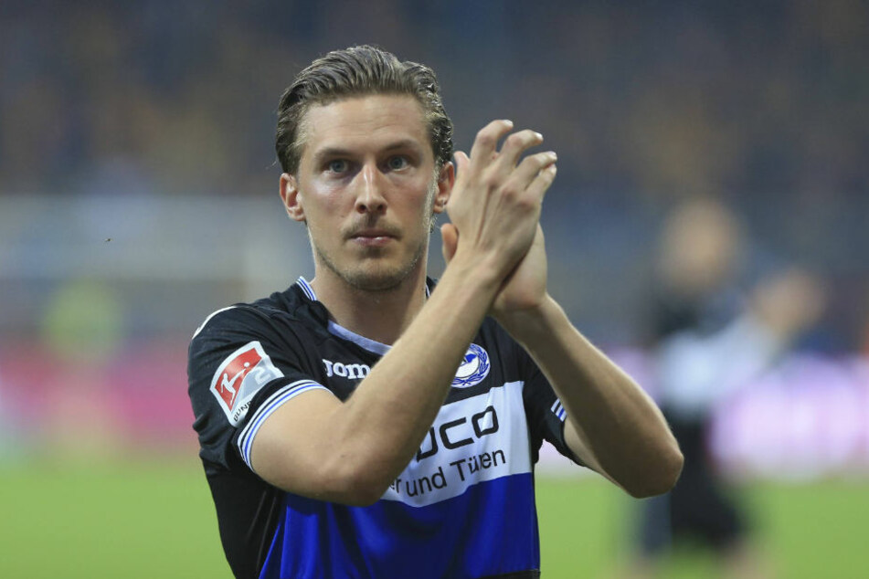 Kerschbaumer hat eine überragenden Saison in Bielefeld gespielt: Acht Tore (sechs Vorlagen) in 32 Spielen.