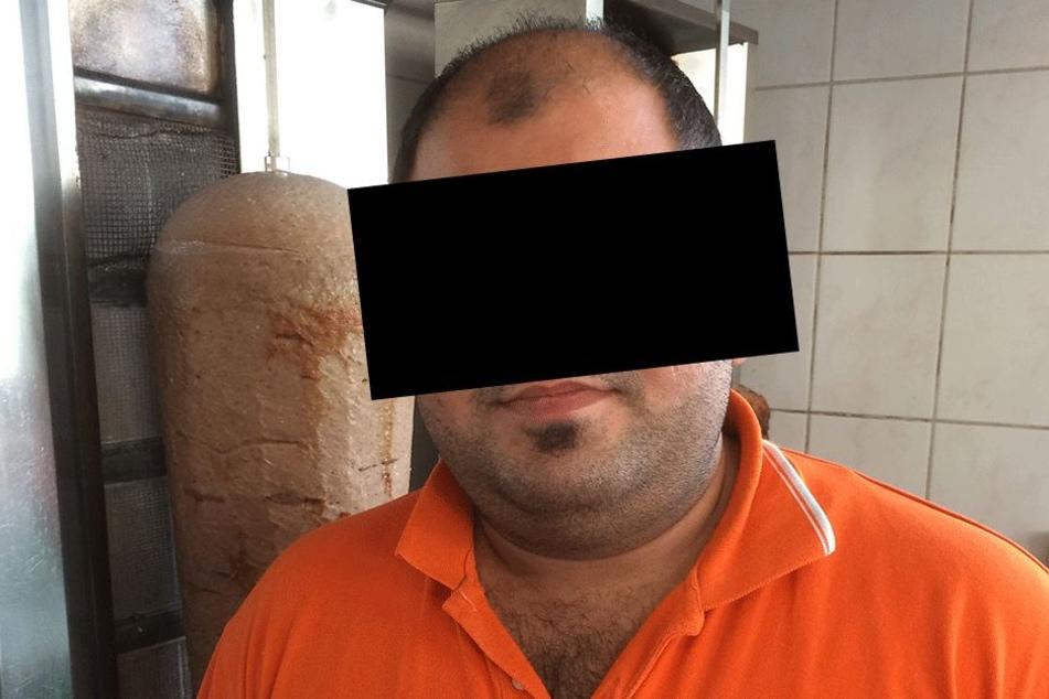 Erdal T. (34) steht wegen angeblicher Vergewaltigung vor Gericht.