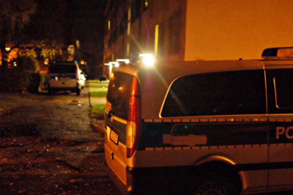 Lärmbelästigungs-Einsatz eskaliert: Ein Polizist verletzt