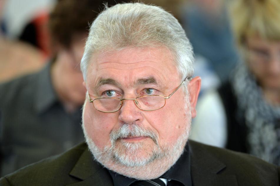 Ohne Parteizugehörigkeit war Hans-Helmut Münchberg seit 1990 Landrat für das Weimarer Land.