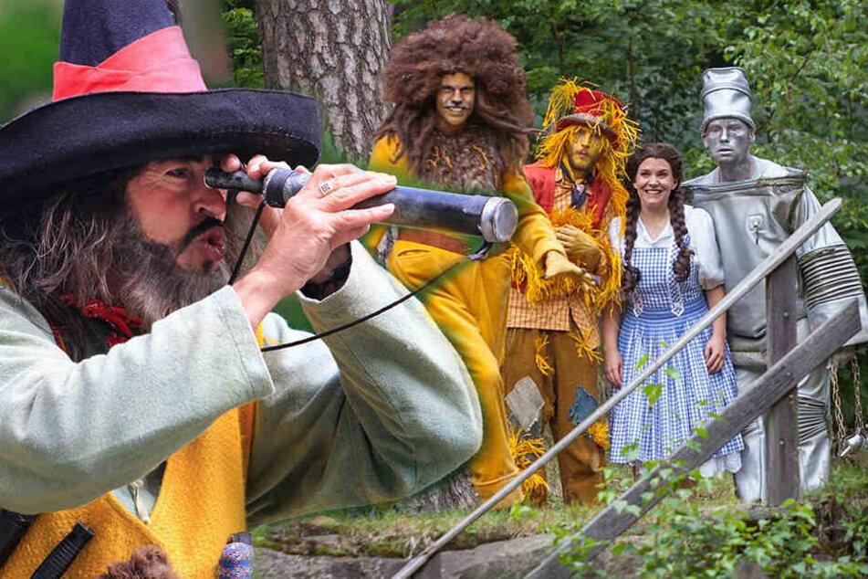 """Vom """"Zauberer von Oz"""" bis zu """"Schatzinsel"""": Greifenstein-Festspiele starten wieder"""