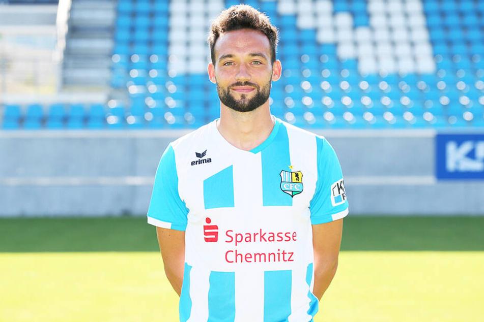 Fabian Müllers Vertrag beim CFC wurde aufgelöst.