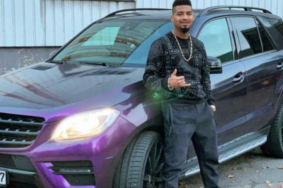 Auch der Rapper Maxwell hatte mit einem ähnlichen Fall für Aufsehen gesorgt.