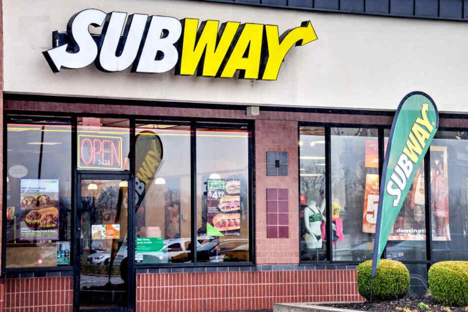 Ein Subway-Restaurant in den USA (Symbolbild).
