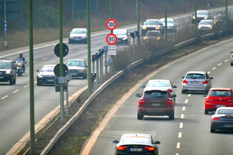 Frühere Zählungen haben ergeben, dass täglich rund 70.000 Autos über den OWD fahren.