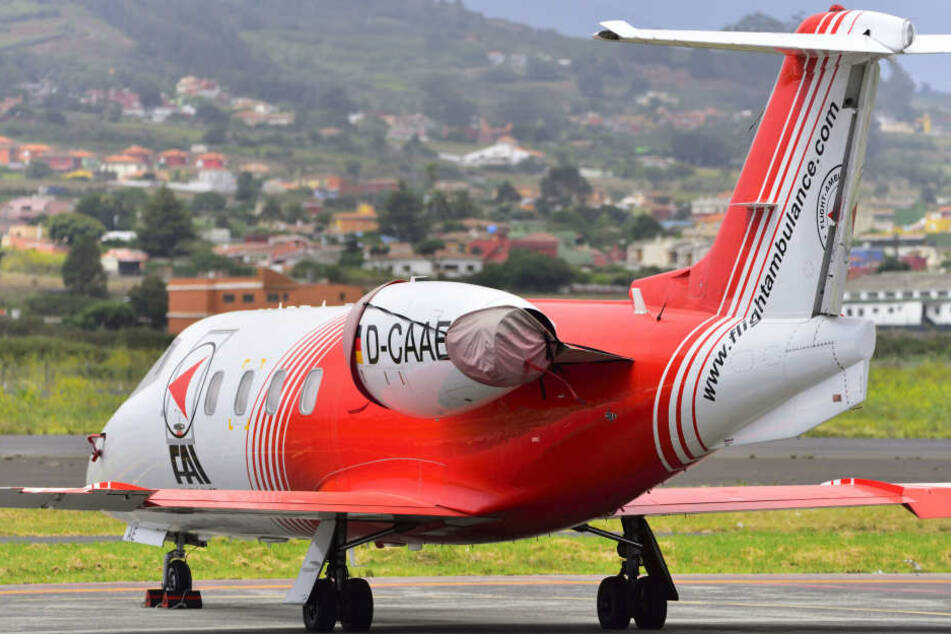 Rettungs-Flugzeug will zu Patienten, doch dann streiken die Triebwerke
