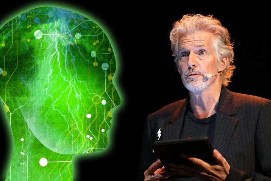 Die Möglichkeiten und Gefahren von künstlicher Intelligent werden in Frank Schätzings neuem Thriller thematisiert.