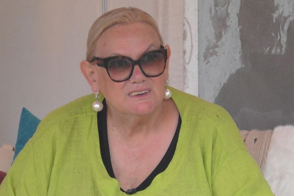 Kurz vorm Halbfinale ist für TV-Hellseherin Lilo von Kiesenwetter (65) Schluss.
