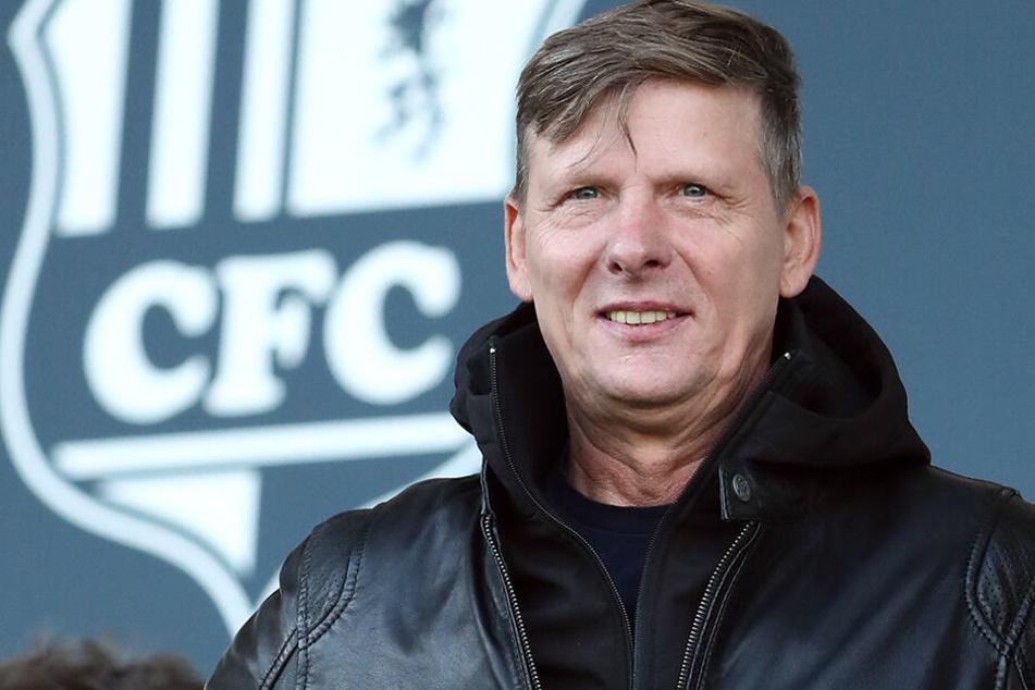 Der Aufsichtsratsvorsitzende Uwe Bauch hat seine Ämter beim CFC niedergelegt.