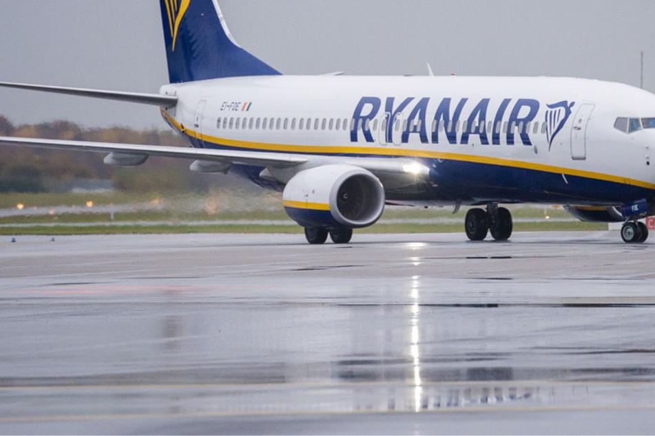 Die Ryanair-Maschinen werden am Freitag für mehrere Stunden am Boden bleiben (Archivbild).