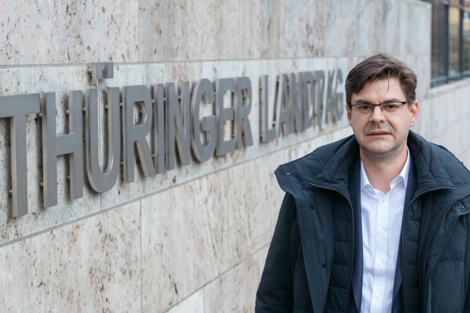 Christoph Kindervater ist der Kandidat der AfD.