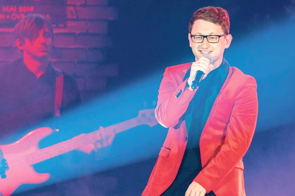 Weil Konzerte ausgefallen sind! Voice-Gewinner Samuel Rösch sammelt Geld für sein Album