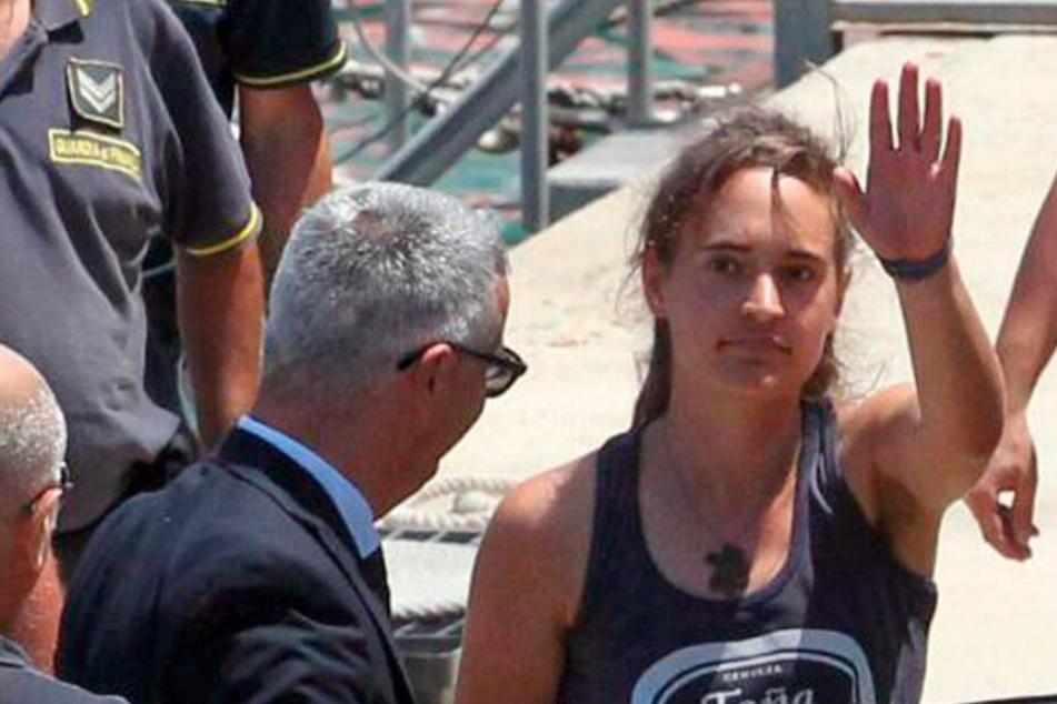 Prozess gegen Sea-Watch-Kapitänin Rackete verschiebt sich um Monate