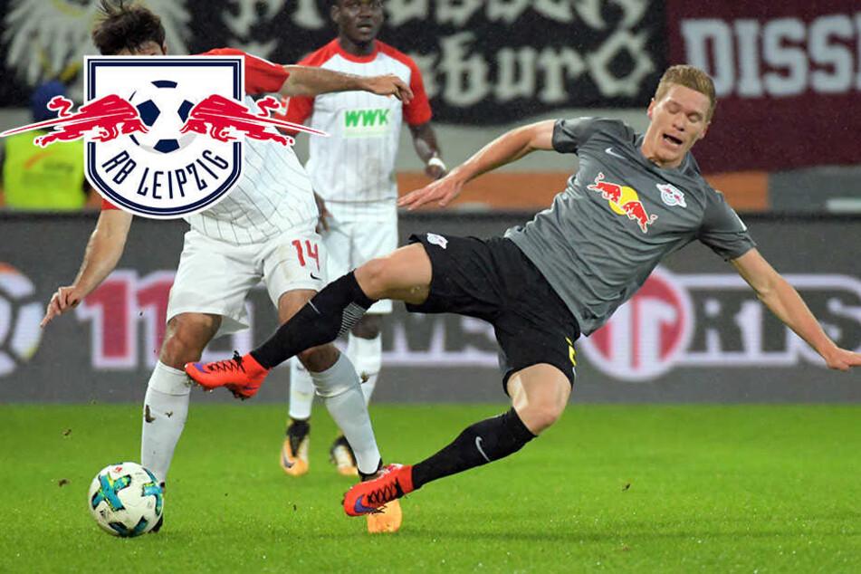 Kein Punkt für die Bullen: RB Leipzig verliert gegen FC Augsburg