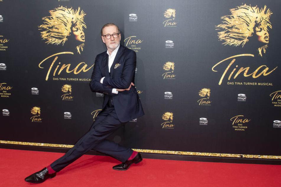 Auch Schauspieler Peter Lohmeyer kam zur großen Deutschland-Premiere.