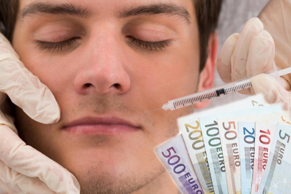 Ein Düsseldorfer Zahnarzt hat vor Gericht gestanden, Patienten mit Anti-Falten-Spritzen behandelt zu haben. (Symbolbild)