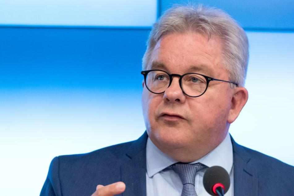 Justizminister Guido Wolf (CDU) von Baden-Württemberg.