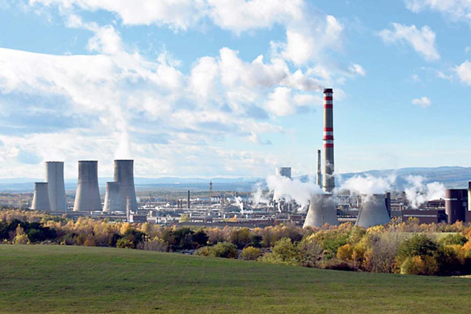 Zwischen Eger-Tal und Moster Becken gibt es rund 100 Unternehmen, vorrangig der Petrochemie. Machen deren Abgase krank? Das klärt nun eine Studie.