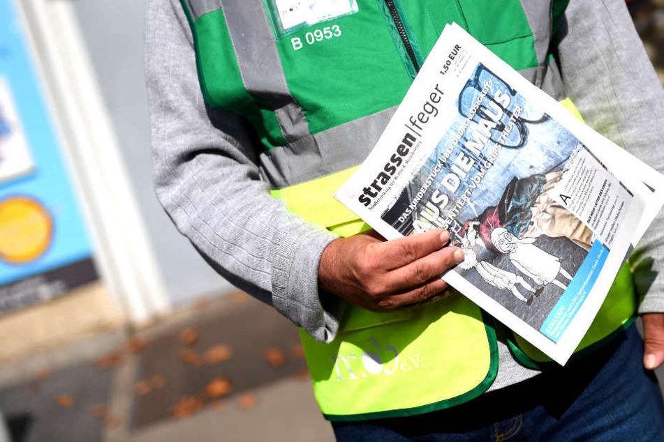 """Neue Perspektiven: Kann der """"Strassenfeger"""" doch noch gerettet werden?"""