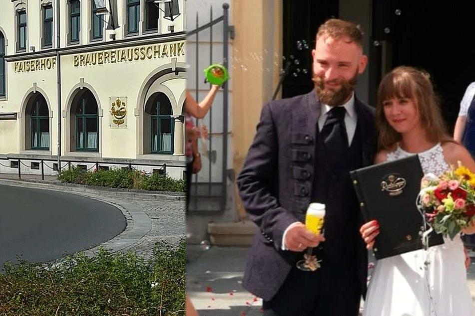 Prost! Bei dieser Hochzeit drehte sich alles ums Bier