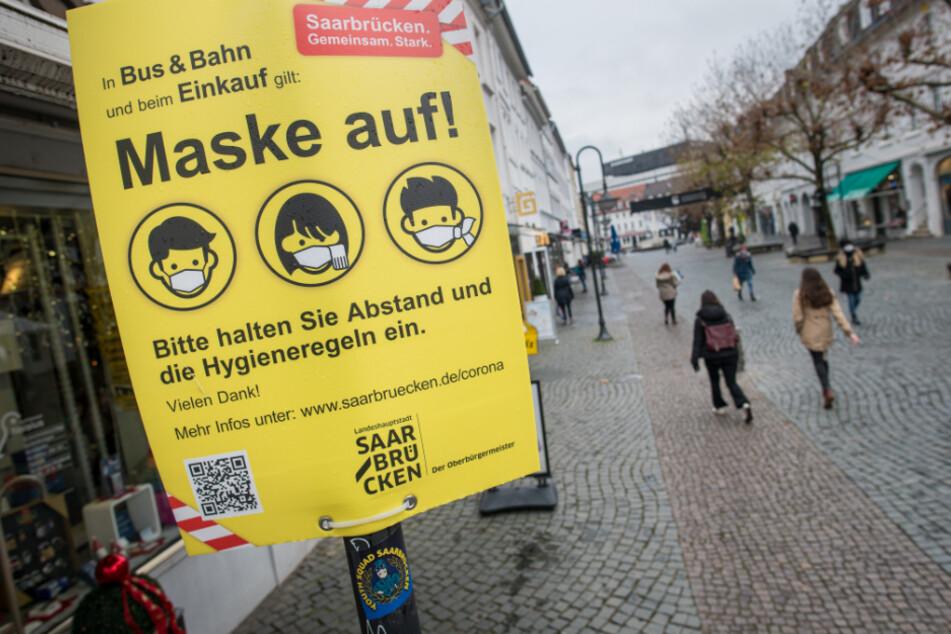 Trotz hoher Infektionszahlen: Saarland setzt 15-Kilometer-Regel nicht um