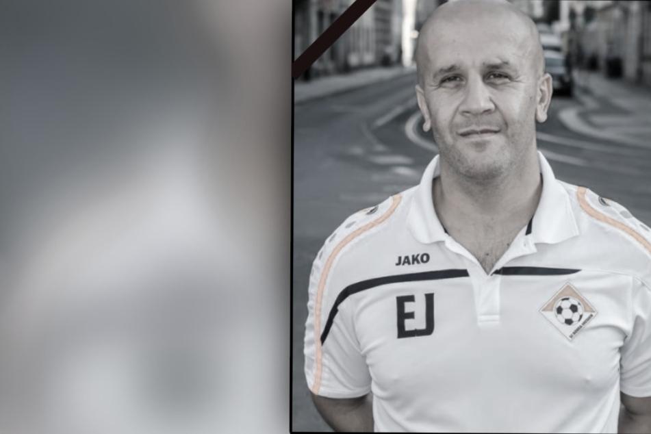 Dresdner Fußball trauert: Elvir Jugo stirbt nach monatelangem Kampf gegen den Krebs!