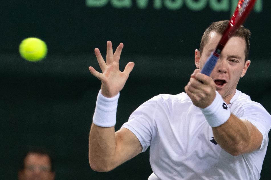 Wegen Corona-Pause: Das hält Tennis-Profi Dominik Koepfer von der neuen Turnier-Serie