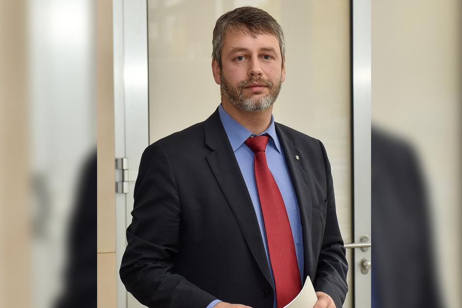 Albrecht Pallas (41, SPD) will eine Mietpreisbremse für Dresden und Leipzig.