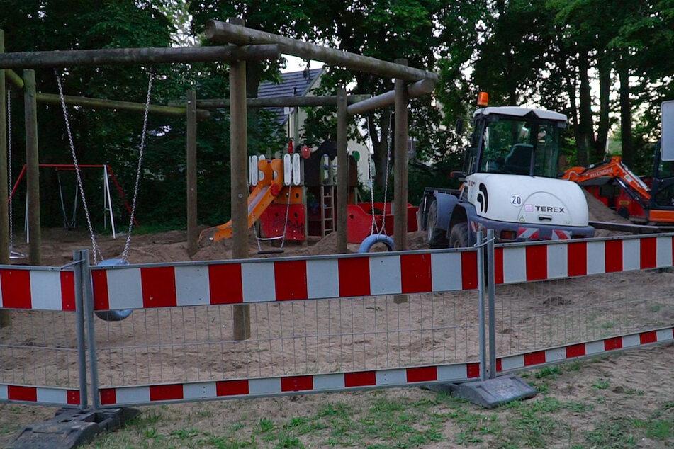 Stecknadeln auf Kinderspielplatz ausgestreut: Polizei ermittelt wegen Körperverletzung
