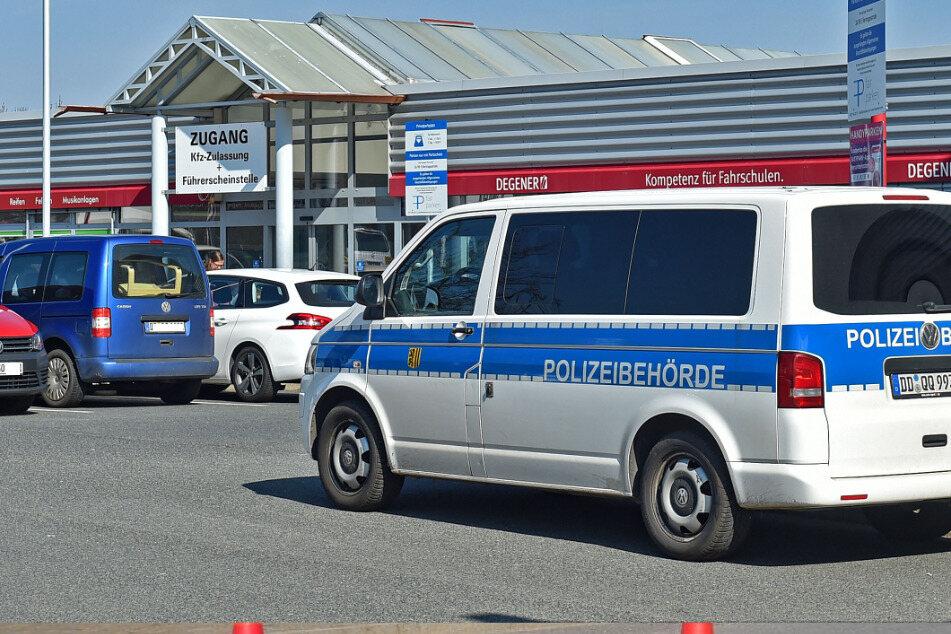 Seit Mittwoch ist auch die Zulassungsstelle in Dresden geschlossen.